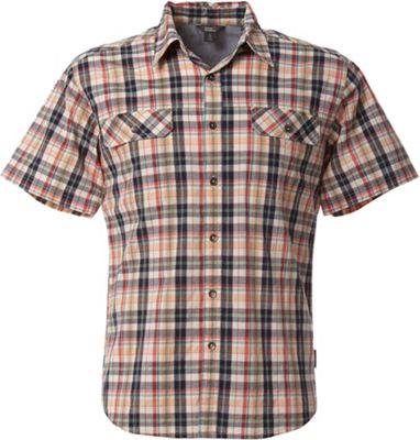Royal Robbins Men's Summertime Plaid S/S Shirt