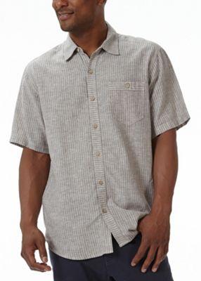 Royal Robbins Men's Trolley Stripe S/S Shirt