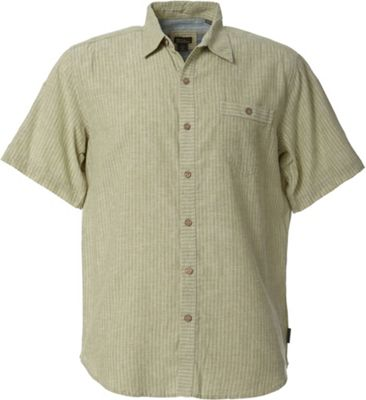 Royal Robbins Men's Trolley Stripe S/S Shirt