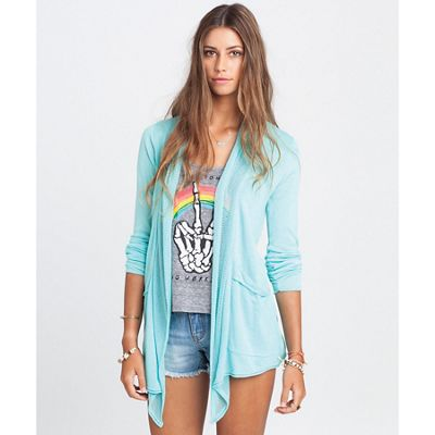 Billabong Women's Wild Bonfire Cardigan