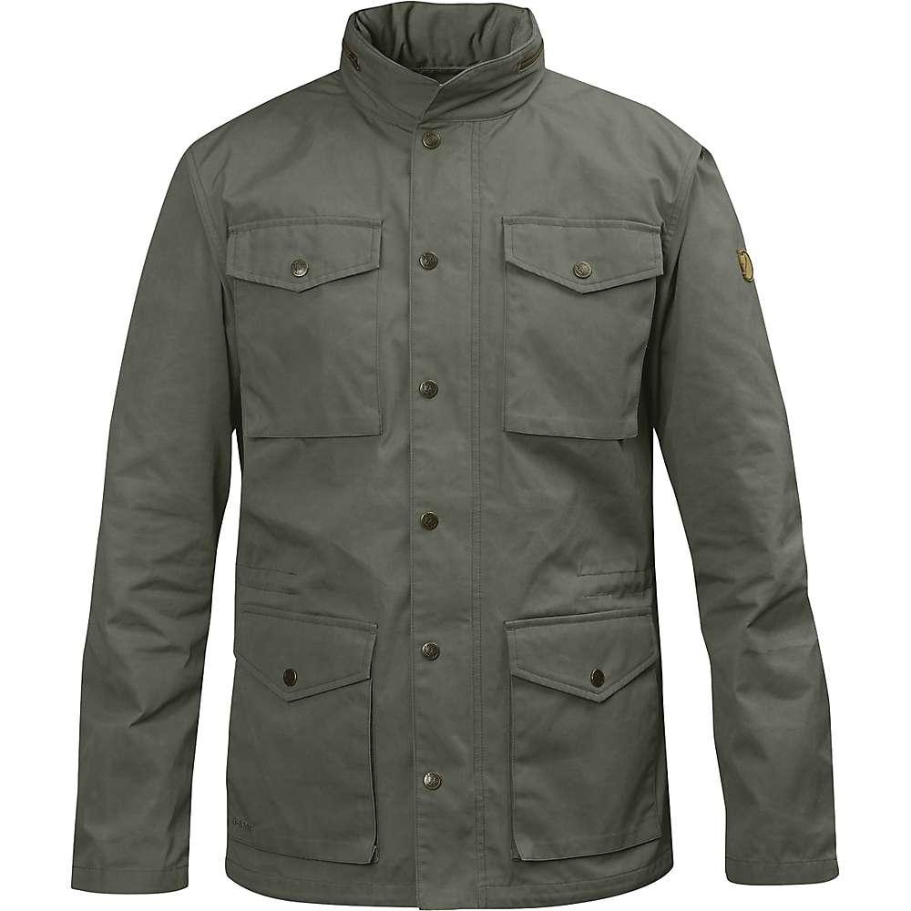 Fjallraven Men's Raven Jacket - Large - Mountain Grey