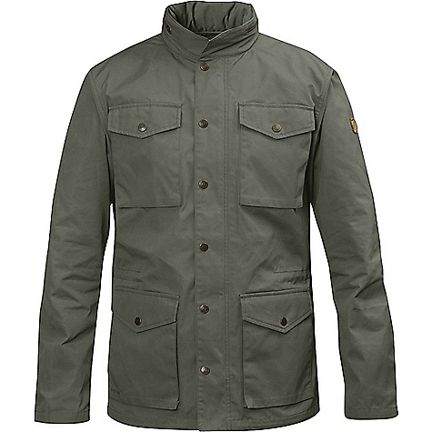 Fjallraven Men's Raven Jacket Mountain Grey
