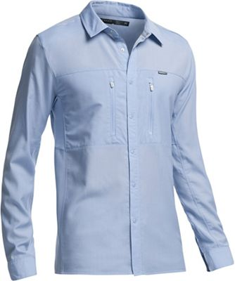 Icebreaker Men's Oreti LS Shirt