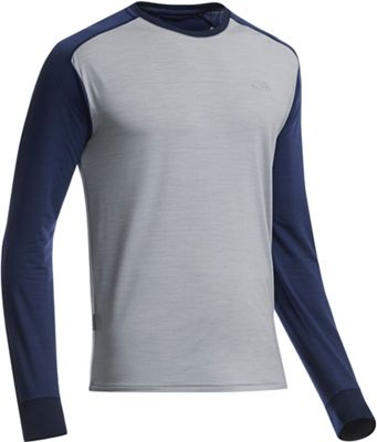 Icebreaker Men's Cool-Lite Sphere LS Crewe Top