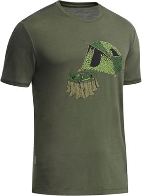Icebreaker Men's Tech Lite SS Graphic Tee