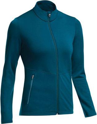 Icebreaker Women's Victory LS Zip Jacket