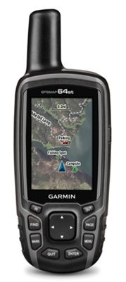 Garmin GPS Map 64st Handheld