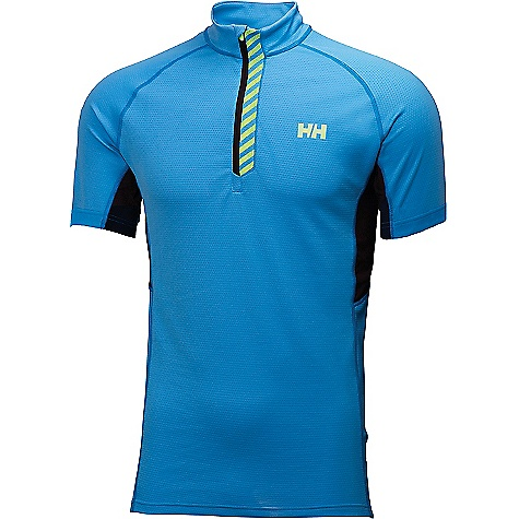 Helly Hansen Men's Pace 1/2 Zip Lifa Flow SS Top 49242