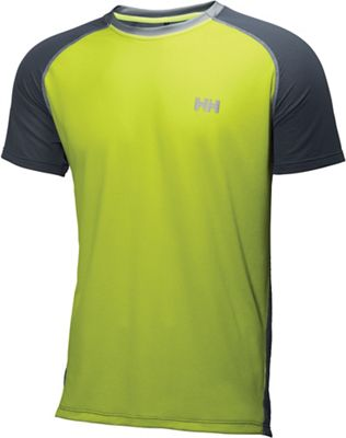 Helly Hansen Men's Pace Mesh Lifa Flow SS Top