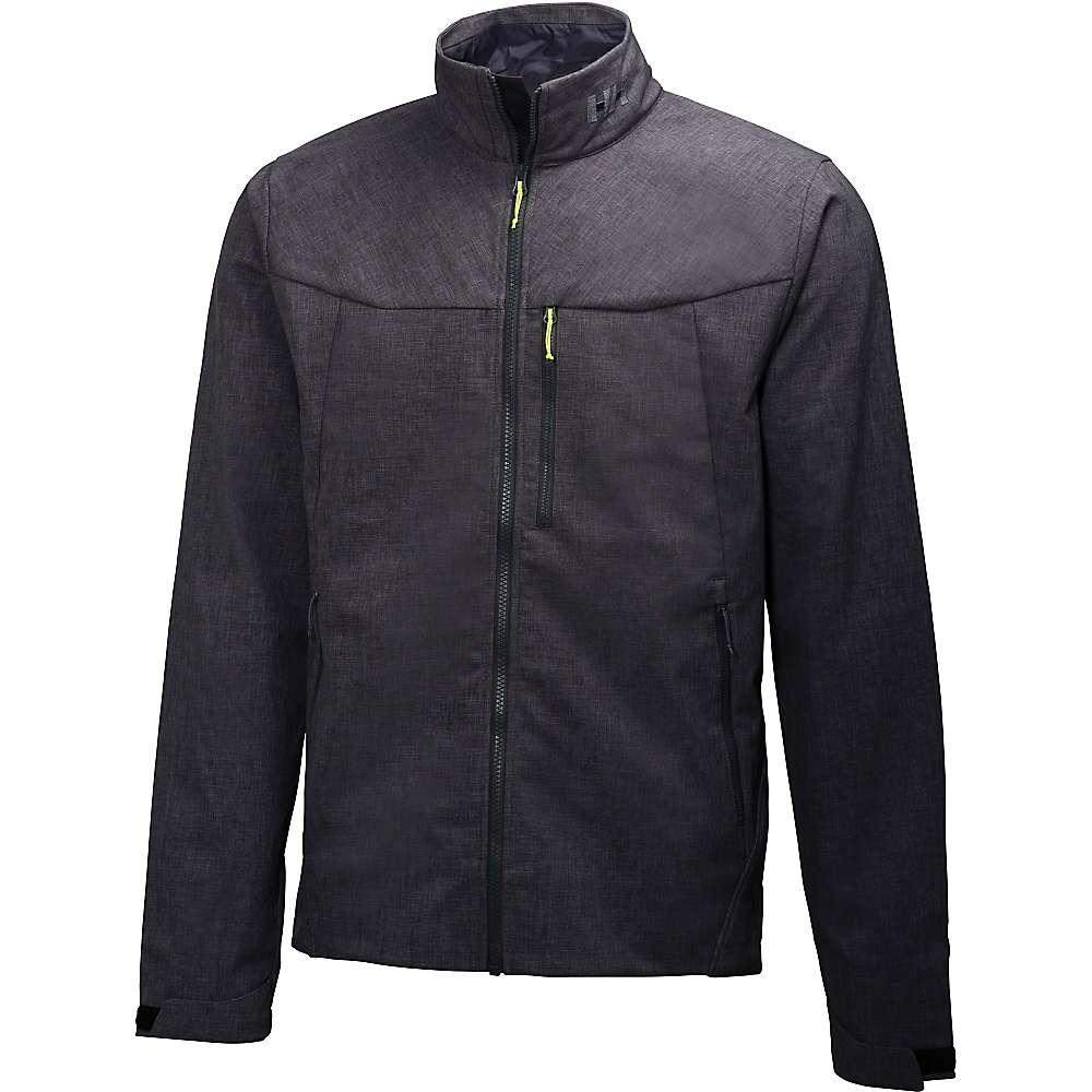 Helly Hansen Men's Paramount Softshell Jacket - Large - Grey Melange