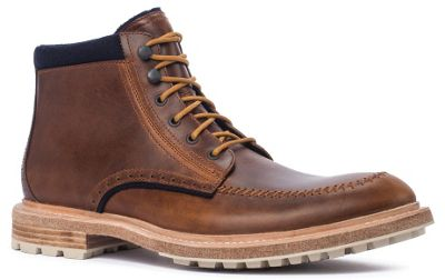 Woolrich Footwear Men's Woodwright Leather Boot