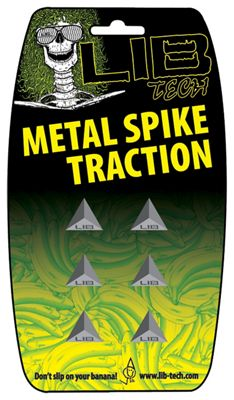Lib Tech Metal Spike Traction Stomp Pad