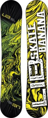 Lib Tech Skate Banana Snowboard 154 - Men's