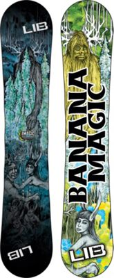 Lib Tech Banana Magic HP Wide Snowboard 158 - Men's