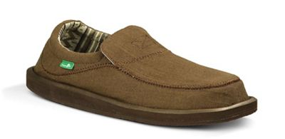 Sanuk Men's Chiba Stitched Shoe