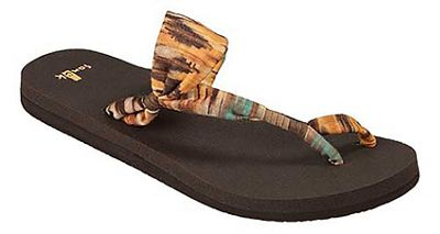 Sanuk Women's Yoga Sling It On Prints Sandal