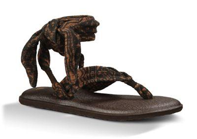 Sanuk Women's Yoga Slinged Up Prints Sandal