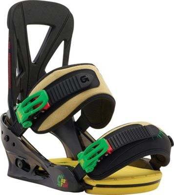 Burton Custom Re:Flex Snowboard Bindings - Men's