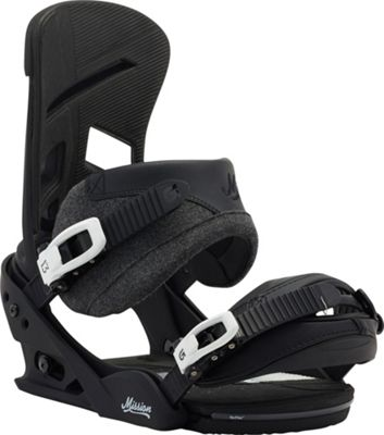 Burton Mission Re:Flex Snowboard Bindings - Men's