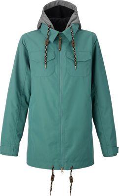 Burton Stella Shirt Snowboard Jacket Kamana Wann Lei Ya - Women's
