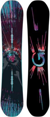 Burton Deja Vu Flying V Snowboard 141 - Women's