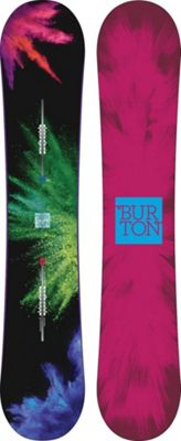 Burton Social Snowboard 151 - Women's