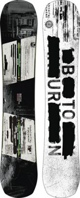 Burton Name Dropper Snowboard 155 - Men's