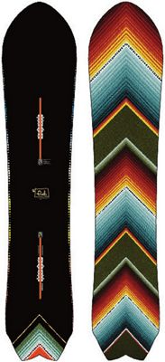 Burton Fish Snowboard 156 - Men's