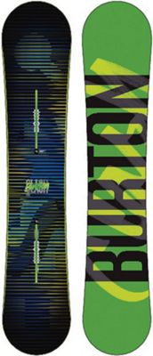 Burton Clash Wide Snowboard 157 - Men's