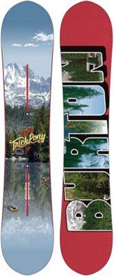 Burton Trick Pony Wide Snowboard 158 - Men's