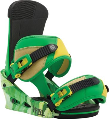 Burton Infidel Re:Flex Snowboard Bindings - Men's