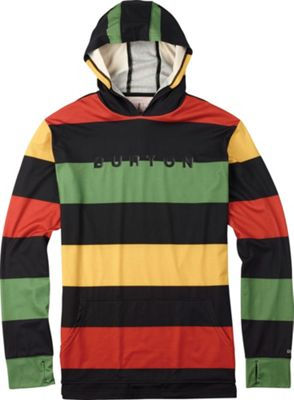 Burton Midweight Pullover Hoodie Baselayer Top - Men's