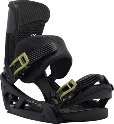 Burton Malavita Est Snowboard Bindings and Tan - Men's