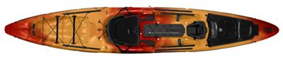 Wilderness Systems Thresher 140 with Rudder Kayak