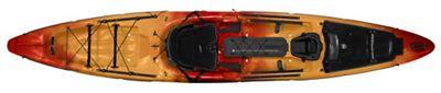 Wilderness Systems Thresher 140 with Rudder Kayak