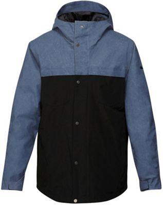 Quiksilver Act 3N1 Snowboard Jacket - Men's