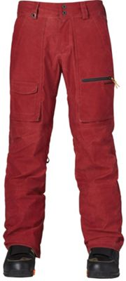 Quiksilver Dark And Stormy Snowboard Pants - Men's