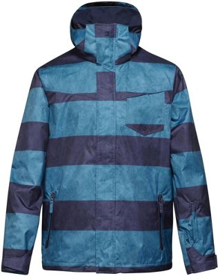 Quiksilver Mission 3N1 Snowboard Jacket - Men's