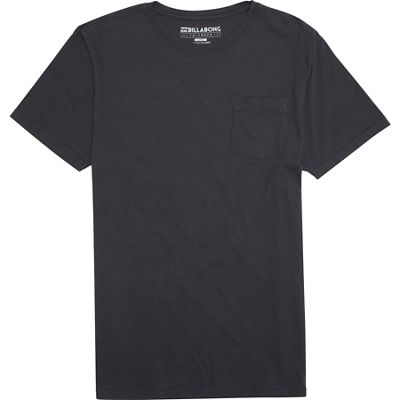 Billabong Men's Essential Overdyed Tailored Pocket Tee