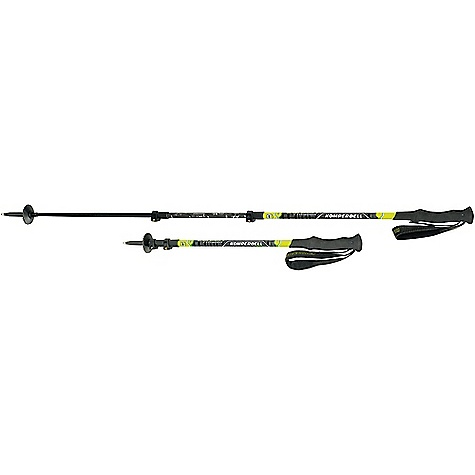 Komperdell C3 Carbon Power Lock Trekking Poles