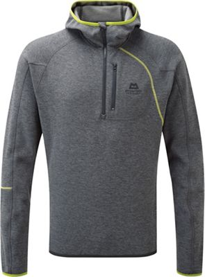 Mountain Equipment Men's Integrity Hooded Zip Tee