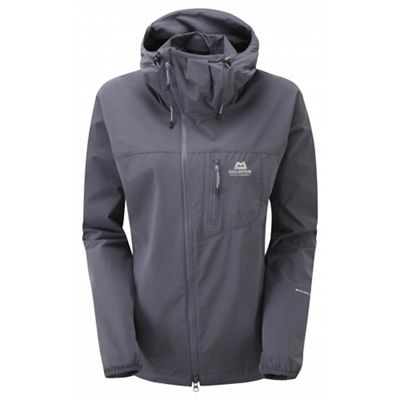 Mountain Equipment Women's Squall Hooded Jacket
