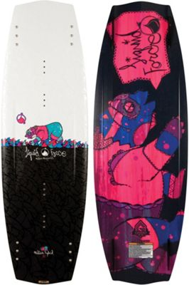 Liquid Force Melissa Hybrid Wakeboard 131 - Women's