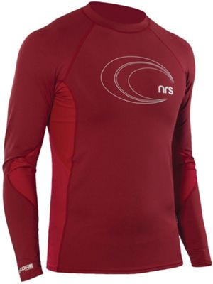 NRS Men's H2Core Rashguard LS Shirt