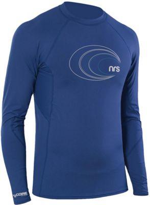 NRS Men's H2Core Rashguard LS Shirt