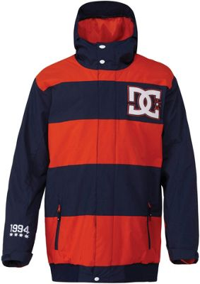 DC Overdrive Snowboard Jacket - Men's