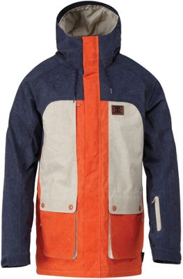 DC Kingdom Snowboard Jacket - Men's