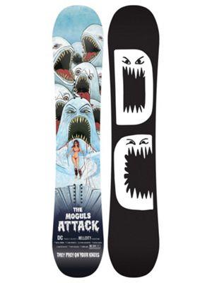 DC Hellcity Snowboard 154 - Men's