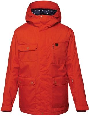 DC Servo Snowboard Jacket - Men's