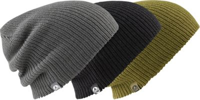 Burton DND 3 Pack Beanies Hickory/Bog/True Black - Men's